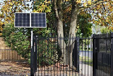 Automated Gates and Home Automation