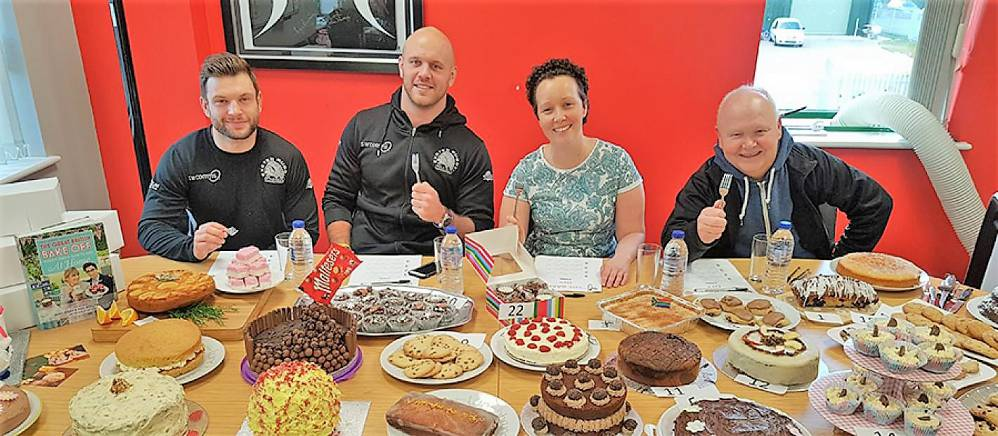 The Great Boden Bake Off raises money for ChemoHero