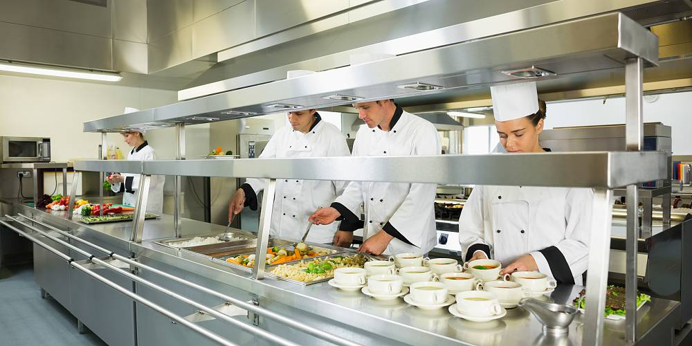 Catering Partners/Manufacturers